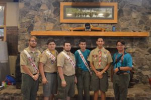 2016-2017 Lodge Officers